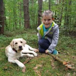 Tiergestützte Förderung bei Selektiven Mutismus